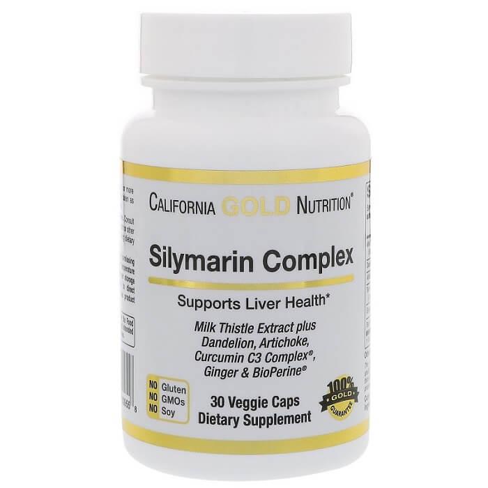 Силимарин комплекс