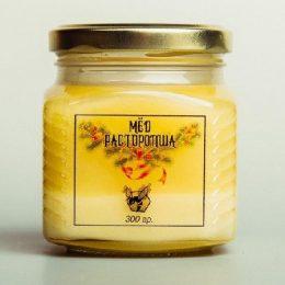 Мед с расторопшей — полезные свойства и применение