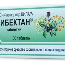 Сибектан — сила четырех экстрактов для здоровья печени